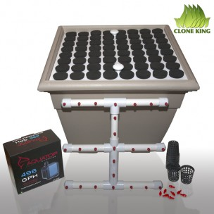 aeroponics cloner machine